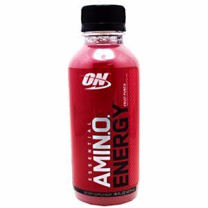 OPTIMUM NUTRITION AMINO ENERGY RTD – FRUIT PUNCH