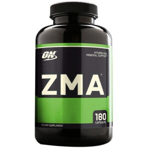 OPTIMUM NUTRITION ZMA – 180 caps