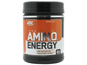 OPTIMUM NUTRITION ESSENTIAL AMINO ENERGY – ORANGE COOLER 65 SERVINGS