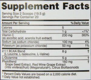 OPTIMUM NUTRITION PRO COMPLEX – STRAWBERRY SWIRL 3.31 LBS