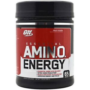 OPTIMUM NUTRITION ESSENTIAL AMINO ENERGY – FRUIT FUSION 65 SERVINGS