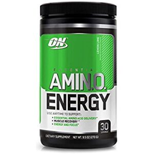 OPTIMUM NUTRITION ESSENTIAL AMINO ENERGY – GREEN APPLE 30 SERVINGS