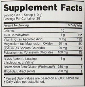 OPTIMUM NUTRITION GOLD STANDARD BCAA – FRUIT PUNCH