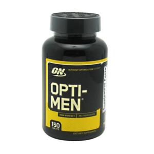 OPTIMUM NUTRITION OPTI-MEN – 150 EA