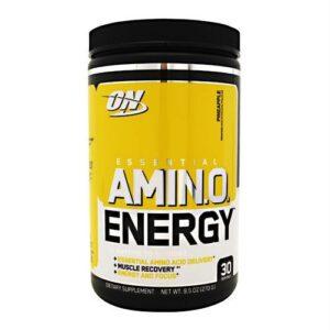 OPTIMUM NUTRITION ESSENTIAL AMINO ENERGY – PINEAPPLE