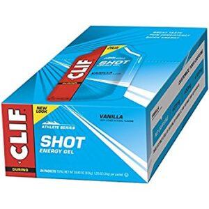 CLIF BAR SHOT ENERGY GEL – VANILLA