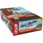 CLIF BAR ENERGY BAR NUT BUTTERED FILLED