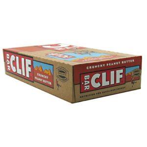 CLIF ENERGY BAR – CRUNCHY PEANUT BUTTER