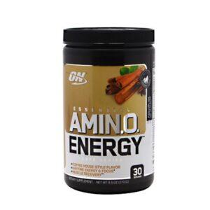 ESSENTIAL AMINO ENERGY ICED CHAI TEA LATTE