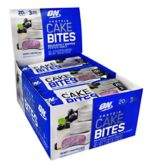 OPTIMUM NUTRITION CAKE BITES – BLUEBERRY CHEESECAKE 12 EA