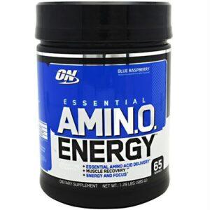 ESSENTIAL AMINO ENERGY BLUE RASPBERRY