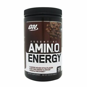 ESSENTIAL AMINO ENERGY ICED MOCHA CAPPUCCINO