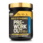 GOLD STANDARD PRE WORKOUT BLUE LEMONADE