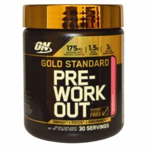 GOLD STANDARD PRE WORKOUT WATERMELON