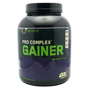 PRO COMPLEX GAINER – DOUBLE CHOCOLATE 5 LBS